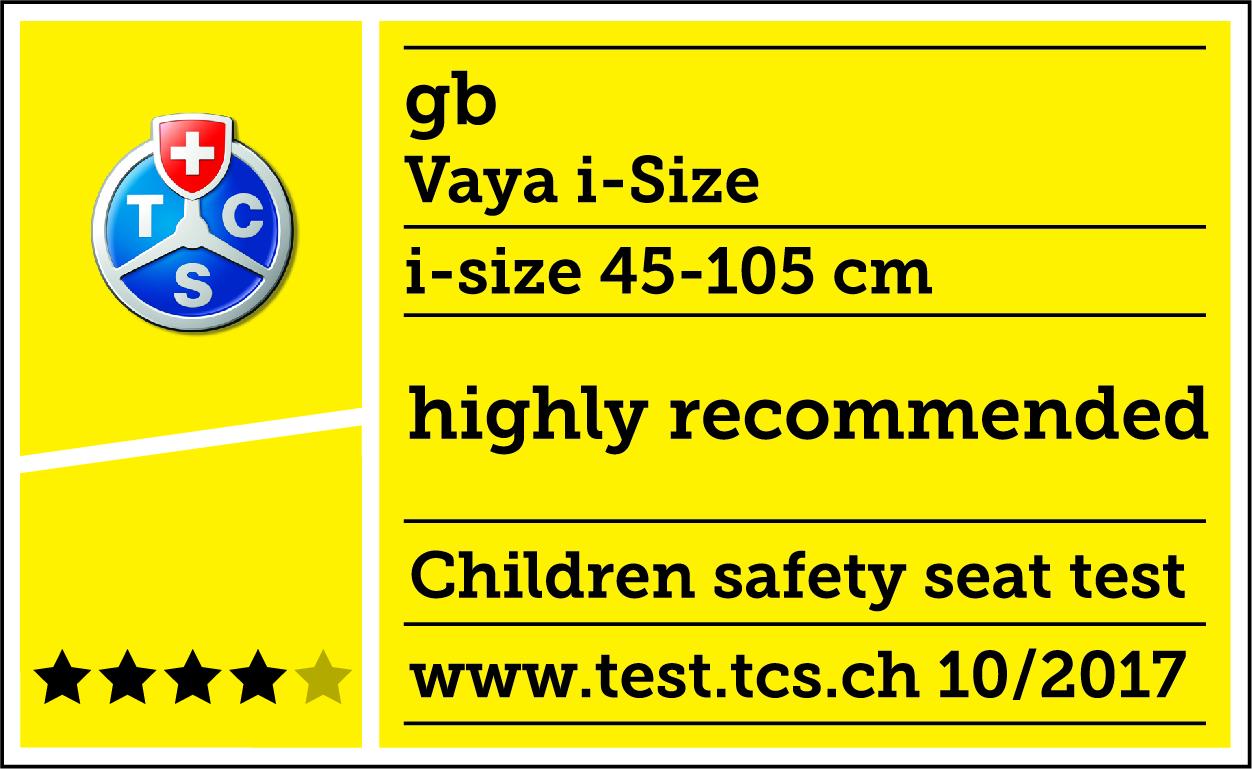 babysitze auto test