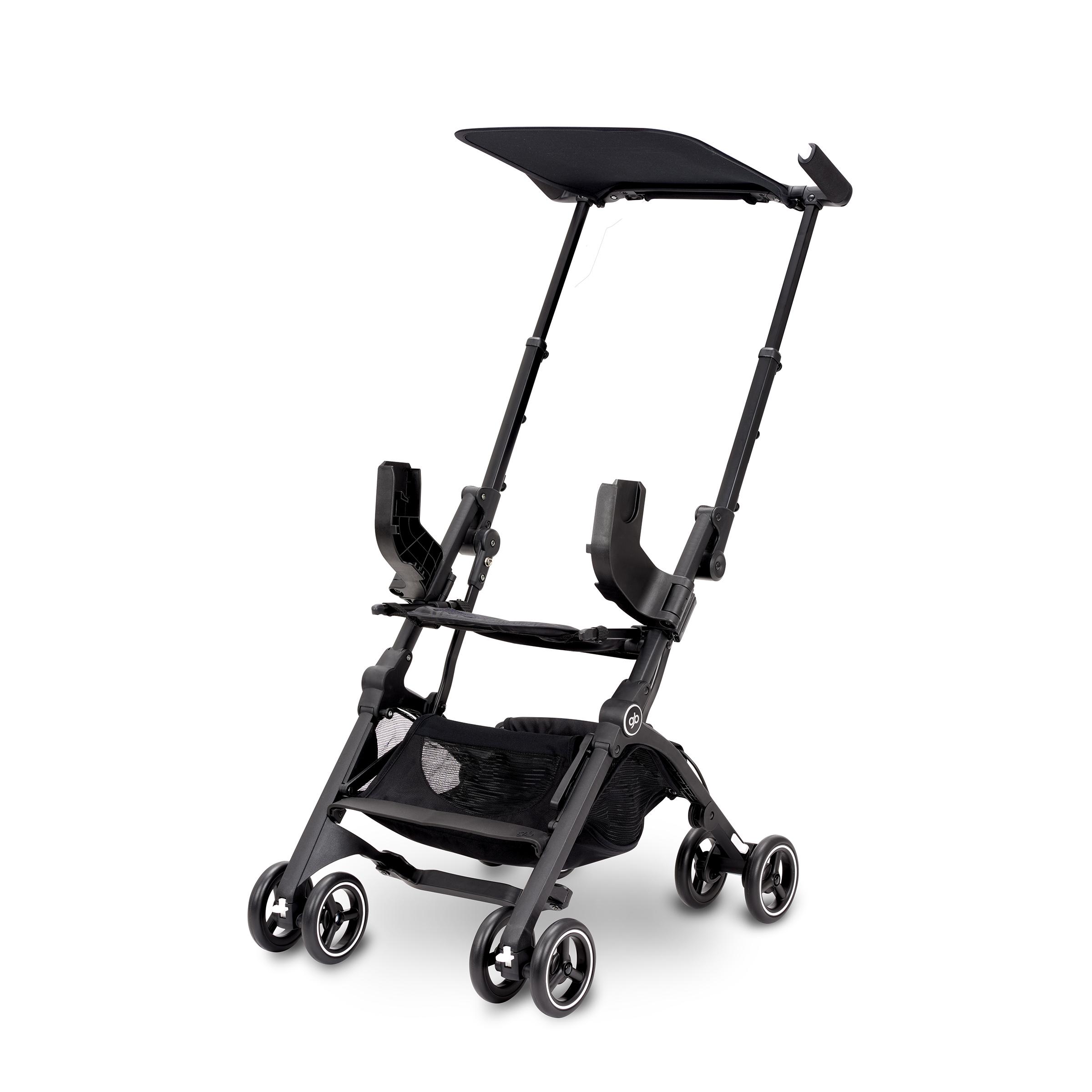 Pockit Go Lightweight Stroller Functions