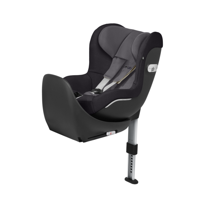 With A 360 Rotation Mechanism This Car Seat Makes Switching From Rearward To Forward Facing Easy And Offers Comfortable Ride For Children Up 105 Cm